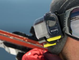 """Sony prezentuje niewielką, wytrzymałą kamerę """"w stylu GoPro"""""""