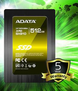 """A-DATA i """"ekstremalne"""" dyski SSD"""