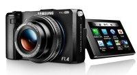Samsung EX2F - kompakt z obiektywem o rekordowej jasności f/1.4
