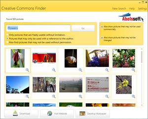CCFinder za darmo znajdzie zdjęcia na licencji Creative Commons. Wymagania? System Windows