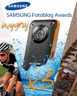 Trwa konkurs Samsung Fotoblog Awards. Czy skomentowałeś już jakiś wpis?
