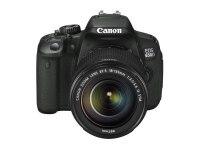 Canon EOS 650D - nota serwisowa. Blaknąca guma