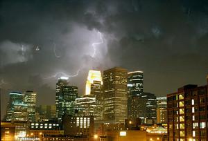 Fotografowanie burzy w pięciu krokach