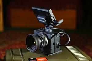 Sony NEX-5N jak kamery RED