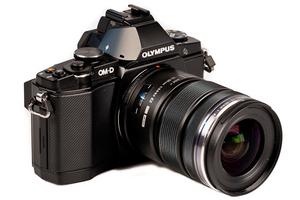 Olympus OM-D E-M5 - nowy firmware