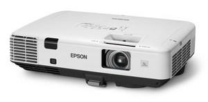 Projektor Epson EB-1965 z automatyczną korekcją geometrii i modułem Wi-Fi