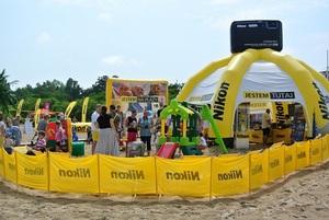 Nikon startuje z akcją promocyjną nad polskim morzem