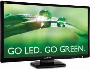 ViewSonic VX2703mh-LED - 27-calowy monitor ekologiczny