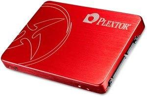 Dysk SSD Plextor Ninja-256 zamknięty w bardzo cienkiej obudowie