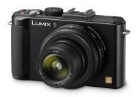 Panasonic Lumix LX7 - kompakt premium z obiektywem f/1.4