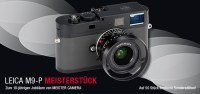Leica M9-P w limitowanej edycji Meisterstuck