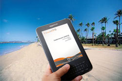 Zabierz na wakacje e-booka i przywieź oszałamiające zdjęcia