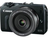 Canon EOS M - wyciek zdjęć nowego bezlusterkowca