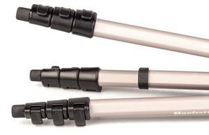 Manfrotto MK394-H oraz MK394-PQ - test statywów