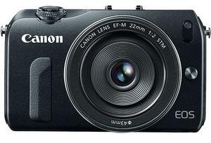 Bezlusterkowiec Canon EOS M - zdjęcia i część specyfikacji, które wyciekły przed premierą