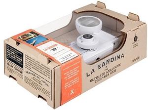 Lomography La Sardina DIY, czyli zrób to sam