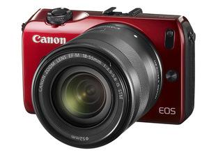 Canon EOS M oficjalnie. Pierwszy bezlusterkowiec nowego systemu