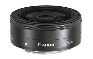 Canon prezentuje dwa obiektywy z bagnetem EF-M