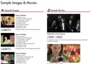 Canon EOS M - oficjalne zdjęcia przykładowe