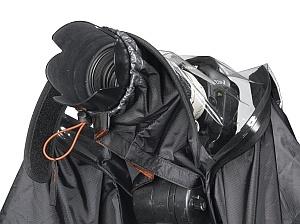 Pokrowiec przeciwdeszczowy na lustrzankę Kata E-702