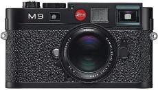 Leica M9 z nowym firmware