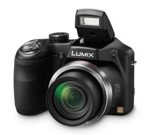 Panasonic Lumix DMC-LZ20 z dużym zoomem i filmowaniem w 720p
