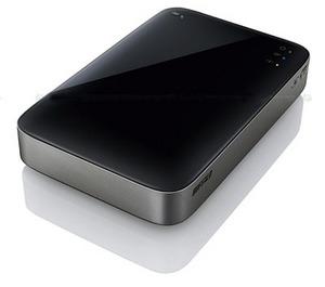 Buffalo szykuje nowy dysk zewnętrzny z USB 3.0 i modułem Wi-Fi