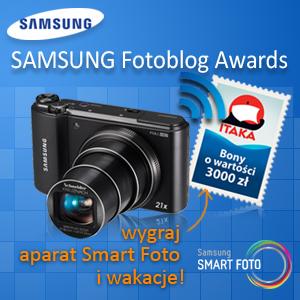 Zgłoś fotoblog do konkursu Samsung Fotoblog Awards