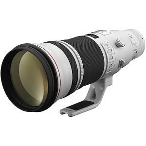 Canon aktualizuje firmware dla dużych teleobiektywów