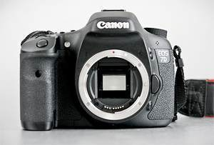 Canon EOS 7D - firmware 2.0.0 już dostępny