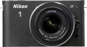 Nikon 1 J1 i V1 - nowy firmware