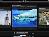 Guardian Eyewitness na iPada. Przeglądaj najlepsze zdjęcia najważniejszych wydarzeń