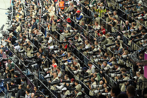 Najlepsze fotografie z Olimpiady w Londynie