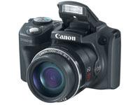 Canon PowerShot SX500 IS, czyli mały kompakt z 30-krotnym zoomem