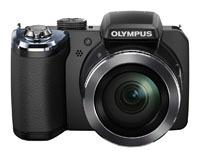 Olympus SP-820UZ z 40-krotnym zoomem optycznym