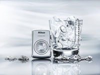 Nikon Coolpix S01 - elegancka miniatura