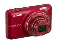 Nikon Coolpix S6400 - smukły kompakt z 12-krotnym zoomem