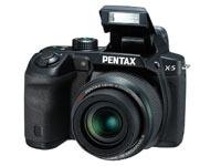 Pentax X-5 - superzoom, który wygląda jak lustrzanka