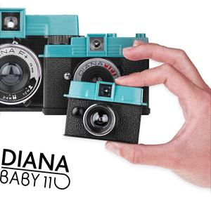 """Diana Baby 110. Kolejne """"dziecko"""" w ofercie Lomography"""