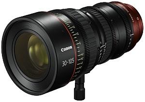 Dwa nowe obiektywy Canon EF Cinema typu zoom