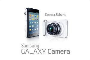 Samsung Galaxy Camera. Pierwszy, prawdziwie mobilny aparat z Androidem