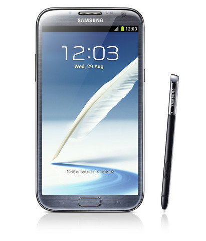 Samsung Galaxy Note II IFA 2012