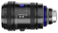 Filmowy obiektyw Carl Zeiss Compact Zoom CZ.2 28-80 mm T2.9 dla kamer i lustrzanek