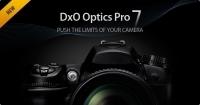Aktualizacja dla DxO Optics Pro 7 wnosi wsparcie dla nowych modeli aparatów