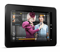 Amazon Kindle Fire HD w wersji 8.9-calowej i 7-calowej