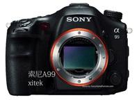 Pierwsze zdjęcie pełnoklatkowego Sony SLT-A99?