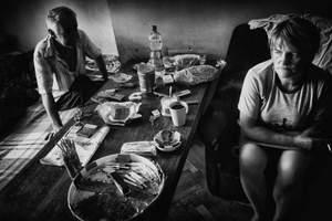 """""""W domu"""" - fotograficzny projekt Agnieszki Prusak"""