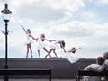 Benjamin Von Wong: balet na ulicach Bratysławy