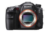 Pełnoklatkowy Sony SLT-A99 już oficjalnie