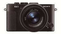 Sony Cyber-shot RX1 - pierwszy pełnoklatkowy kompakt